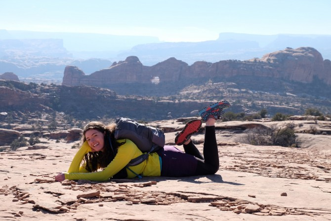 Women's Hiking Gear List