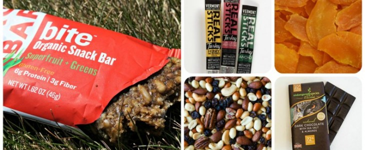 Trail Snack Nutrition