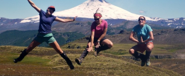Wild Women: Tres Chicas Locas