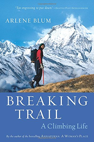 breaking trail