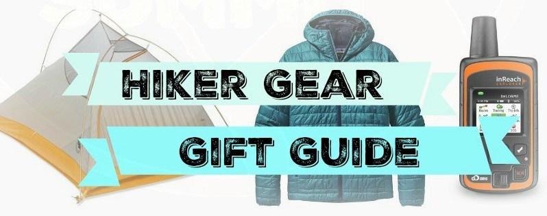 hiker gear gift