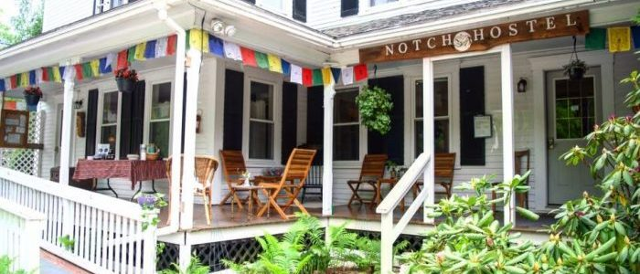 A Closer Look: The Notch Hostel