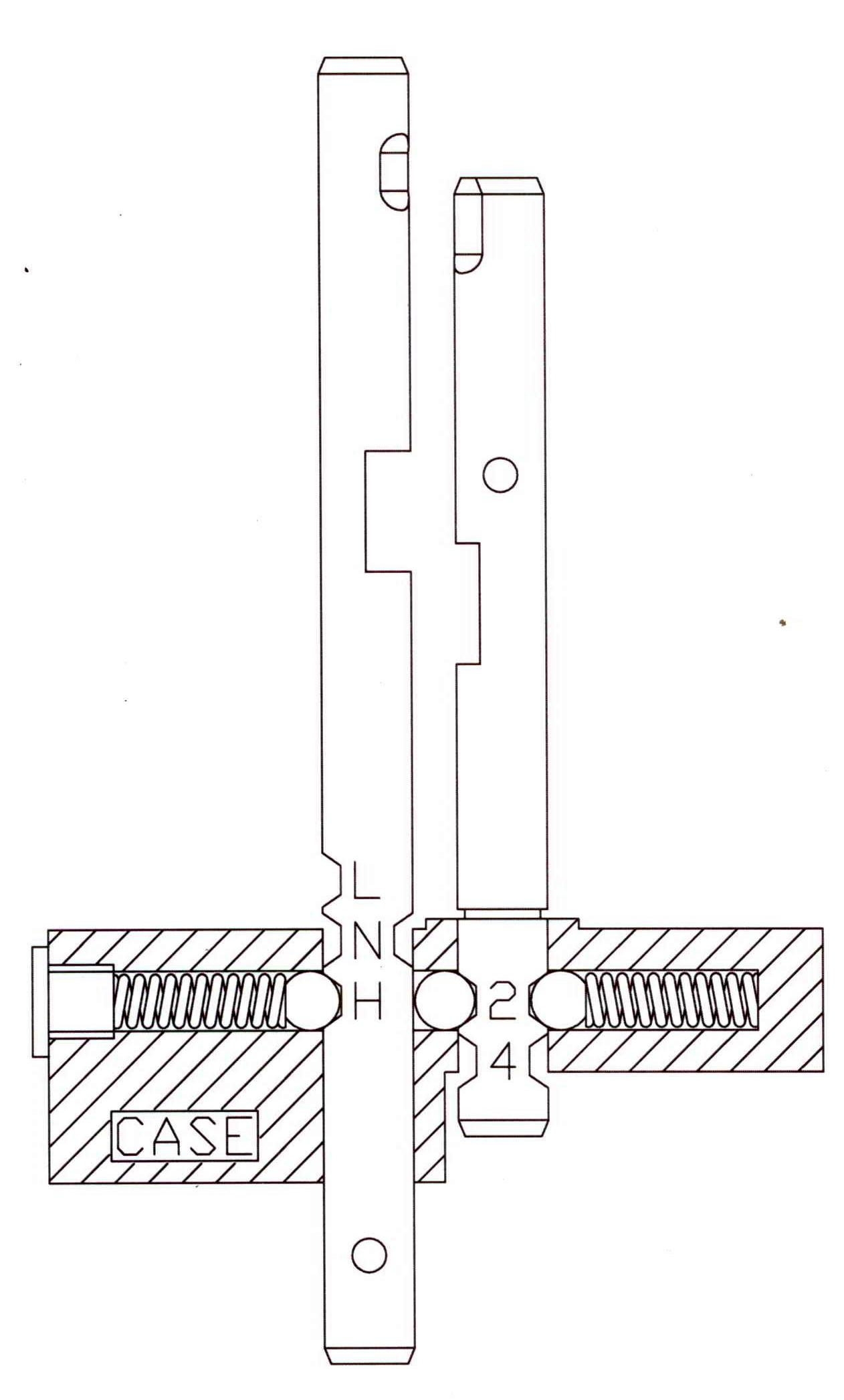 Twisted TT Shift Shaft Kit