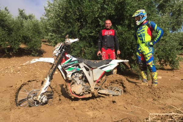 Open all year long for off-road motorcycle holidays in Spain