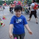 Tật đi lang thang của trẻ có hội chứng Down