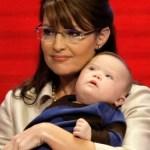 Sarah Palin từ chức Thống đốc để chăm con trai có Hội chứng Down
