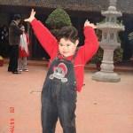 Mục tiêu của vật lý trị liệu cho trẻ bốn tuổi có Hội chứng Down