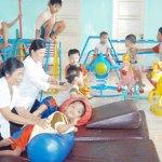 Điểm tựa cho trẻ khuyết tật