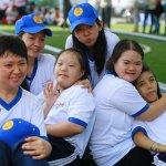 Special Olympics: Cùng mẹ cho con cuộc đời mới.