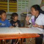 Mái ấm tình thương cho trẻ em khuyết tật