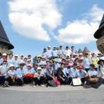 1.000 trẻ khuyết tật khám phá Bà Nà