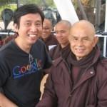 Google tìm về trí tuệ của Thiền sư Thích Nhất Hạnh