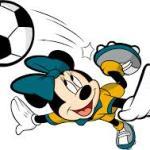 Tô màu theo chủ đề: Các hoạt động thể thao-Phần 1