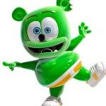Bé tập nhảy cùng gấu Gummy