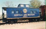 N&W 500837