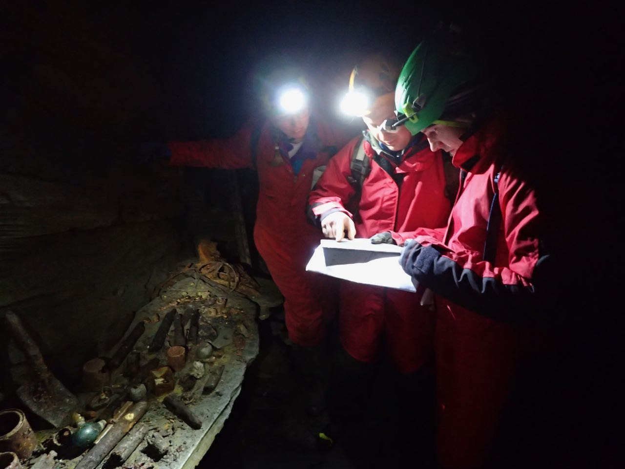 Level 1 Local Mine Leader Training Course, 27th-28th May 2019 (North Wales)