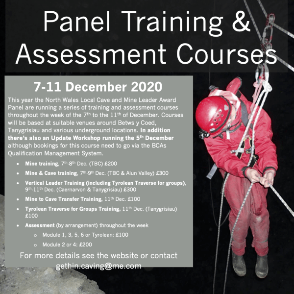 North Wales LCMLA Panel Training & Assessment Courses (7th-11th December 2020)