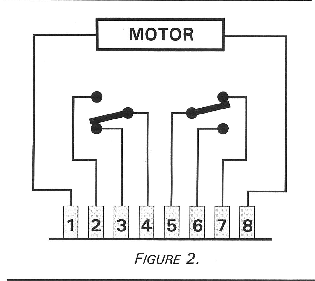 Tortoise Switch Machine Wiring Diagram. Rotary Switch