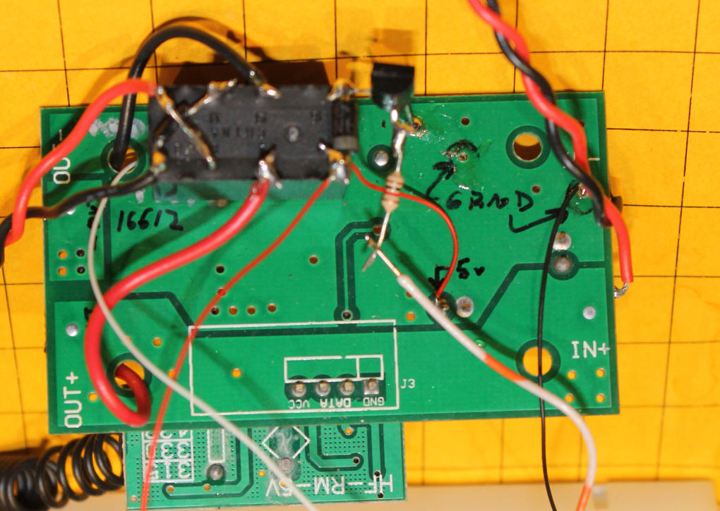 Picaxe Model Railroad Speed Controller Project Gallery Picaxe