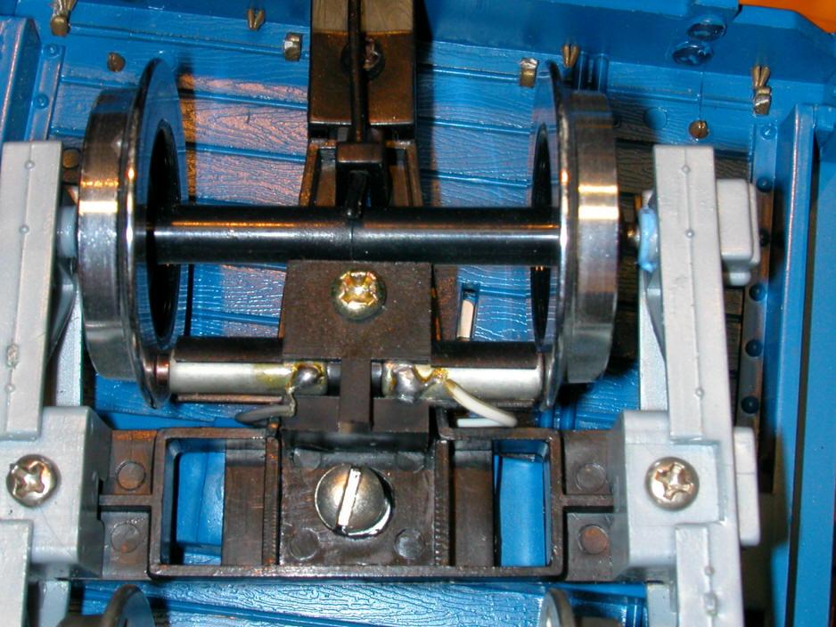 Model Train Wiring Wiring Harness Wiring Diagram Wiring