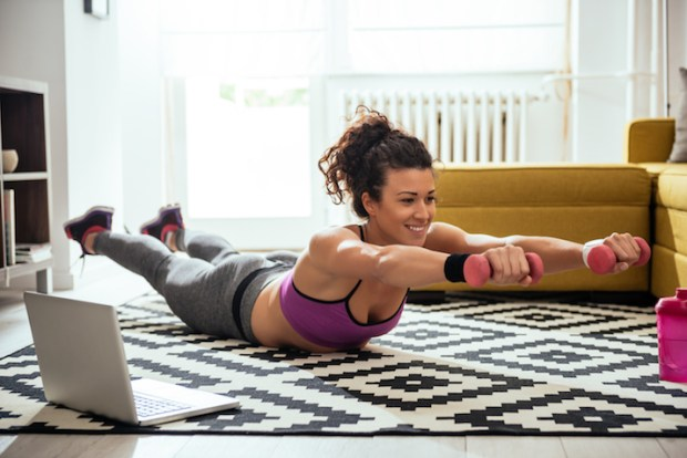 fitness trends in 2017