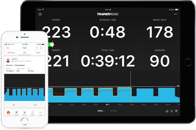 New Feature: TrainerRoad Workout Images Auto Upload to Strava - TrainerRoad Blog