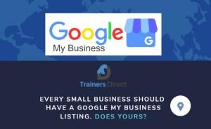 set up google my business listing
