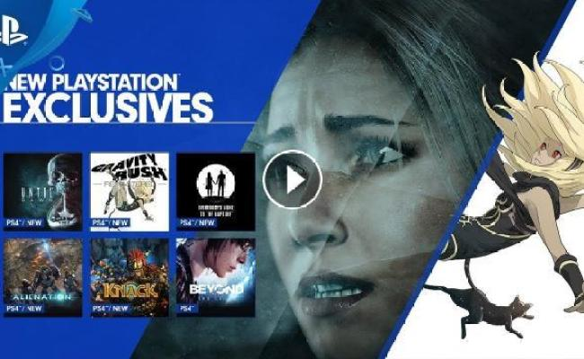 Ps Exclusives January 2018 Playstation Now Update Ps4 Pc
