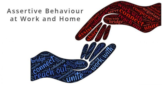 Assertive Behaviour at Work and Home