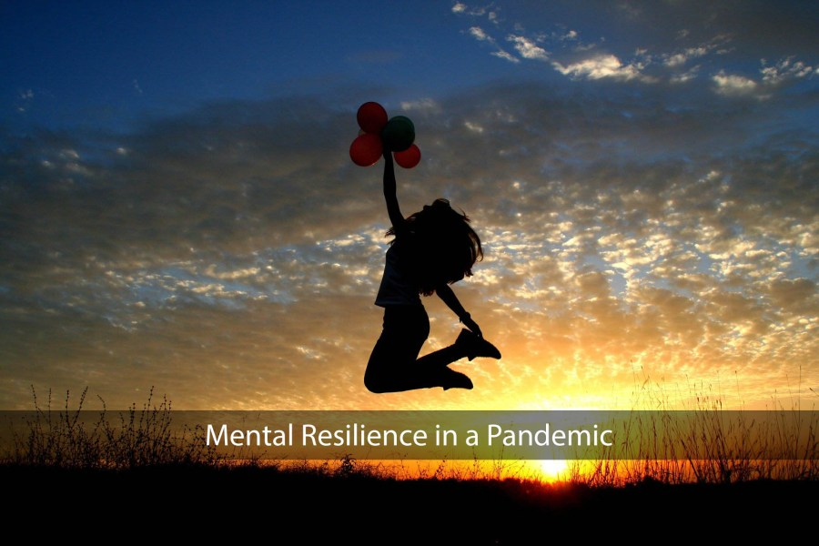 Mental Resilience in a Pandemic