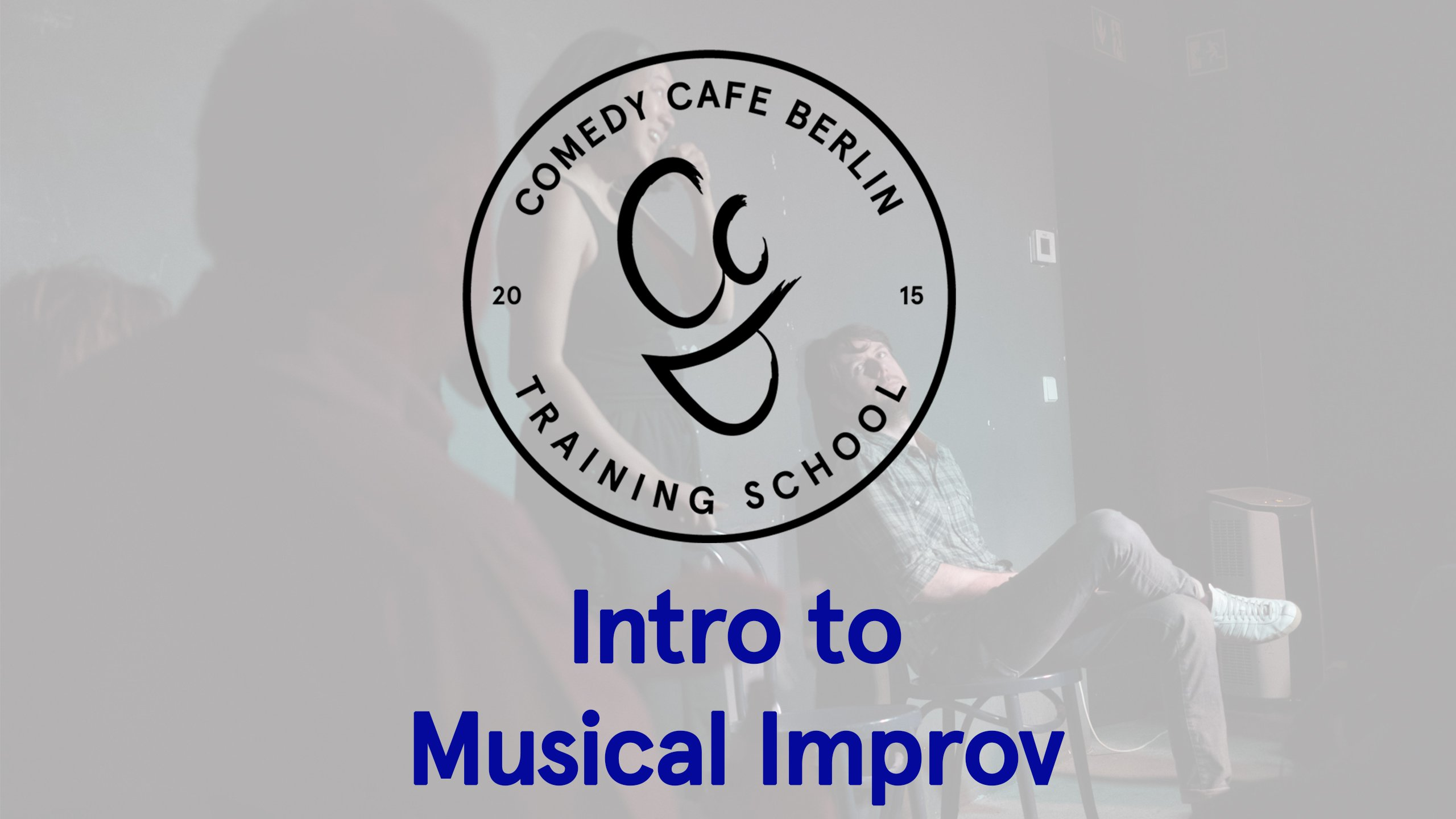 Intro to Musical Improv