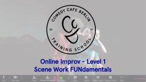 Online Improv Level 1