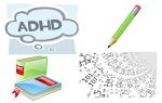 Iziphumo ze-ADHD ekusebenzeni kwesikolo