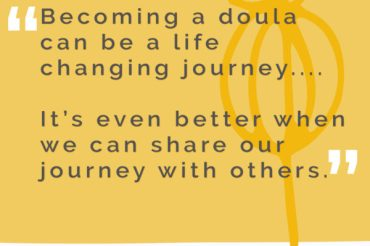 Students Describe What it Means to be a Doula