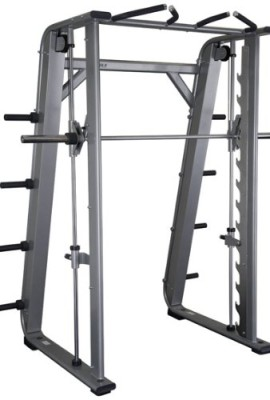 Deltech Fitness Linear Bearing Smith Machine Training
