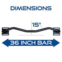 Ultimate Body Press Wall Mounted Doorway Pull Up Bar ...