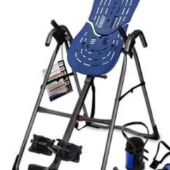 Marcy Inversion Chair Table Steel With Cushion Ivt450 Therapy Training Equipment Direct Teeter Hang Ups Ep 560 Sport