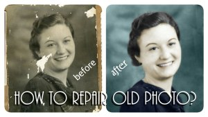 Learn to Restore old photos in Photoshop workshop at Intellisoft
