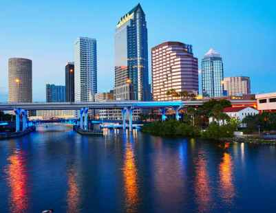 downtown tampa bay