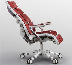 ergonomic chair levers basketball game office gadgets from the future | trainingzone