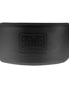 Everlast equipment padded weight lift belt also black traininn rh