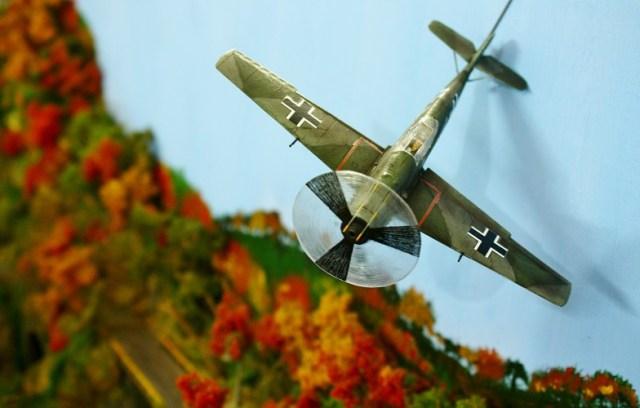 Messerschmitt Bf 109 1:72