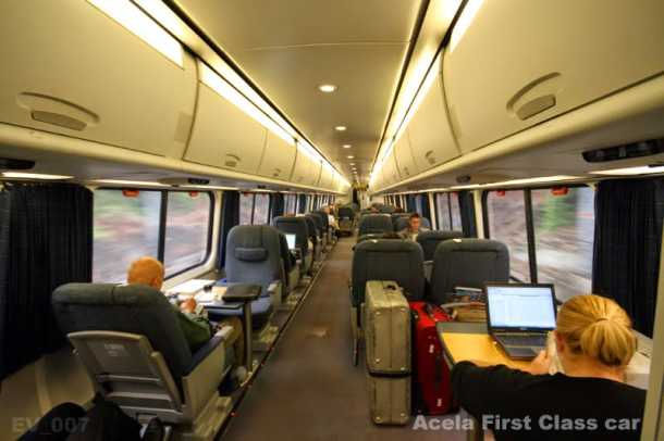 Amtrak Attendant Bending the Rules Was Just Common Sense