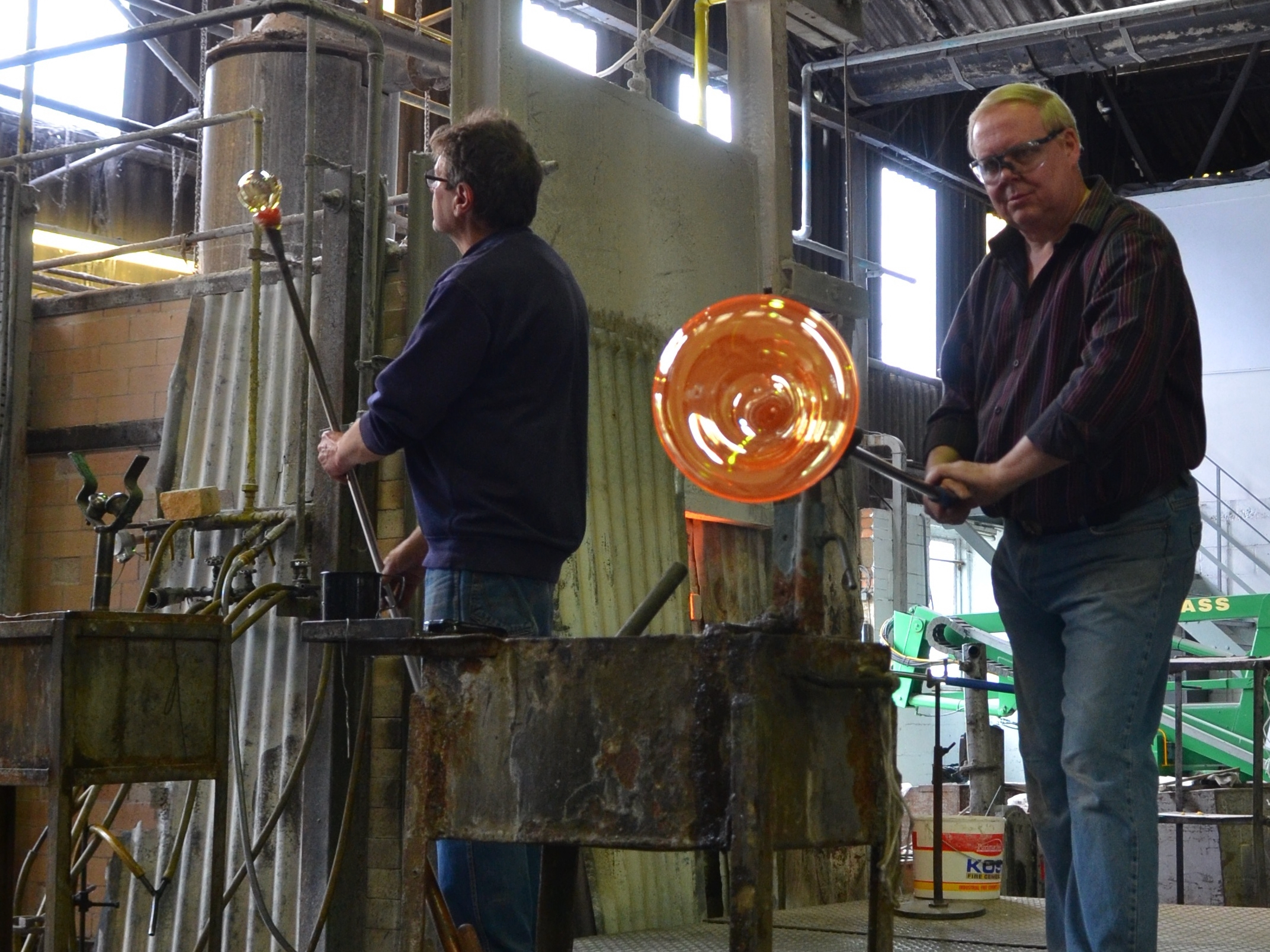 trainspotters lighting glass traditional foundry