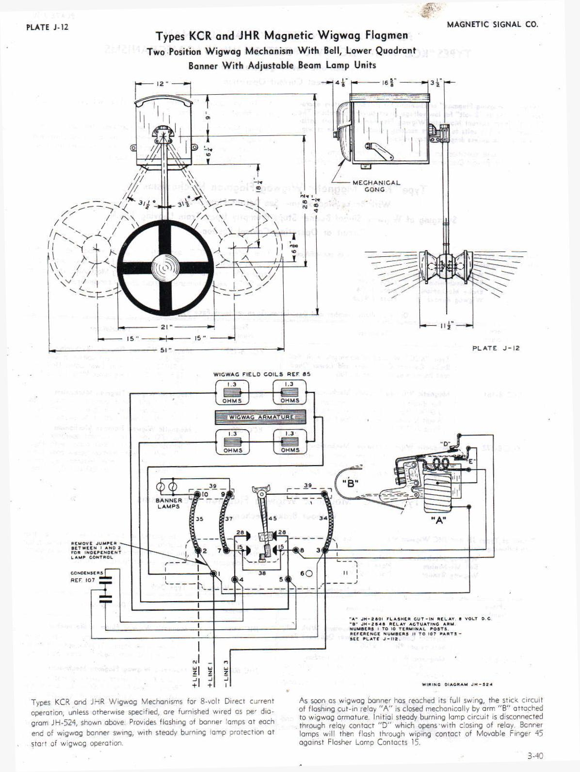 Wig Wag Wiring Diagram