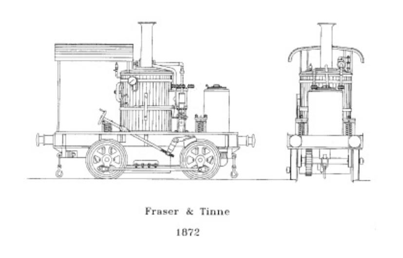 Steam Boiler: Vertical Steam Boiler Plans