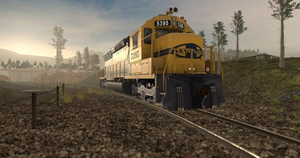 Trainz Forum - Year of Clean Water
