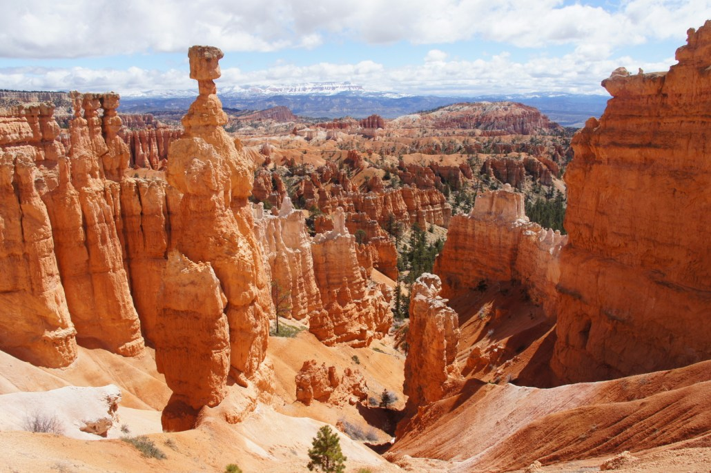 Bryce Canyon is just otherworldly.