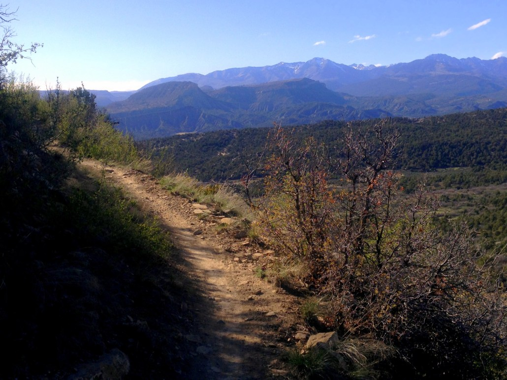 Telegraph Trails in Durango