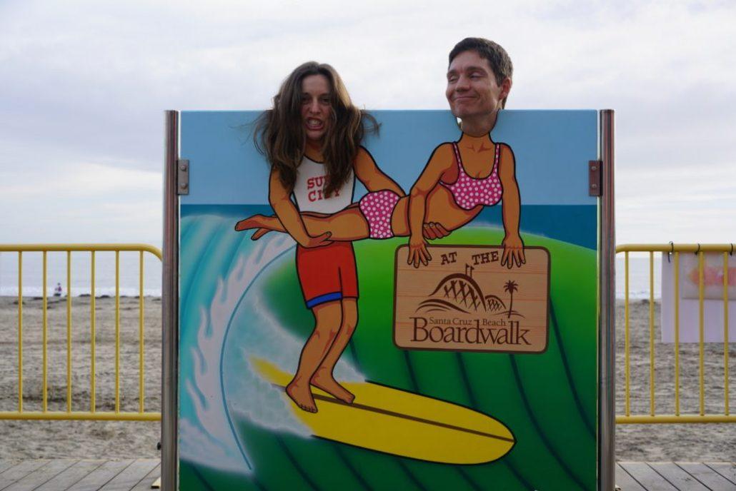 Boardwalk fun